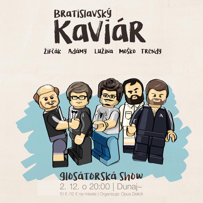Bratislavský Kaviár decembrový