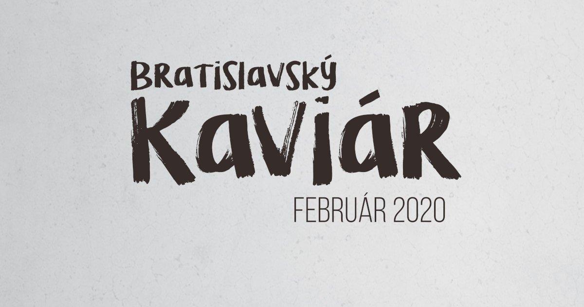 Bratislavský Kaviár
