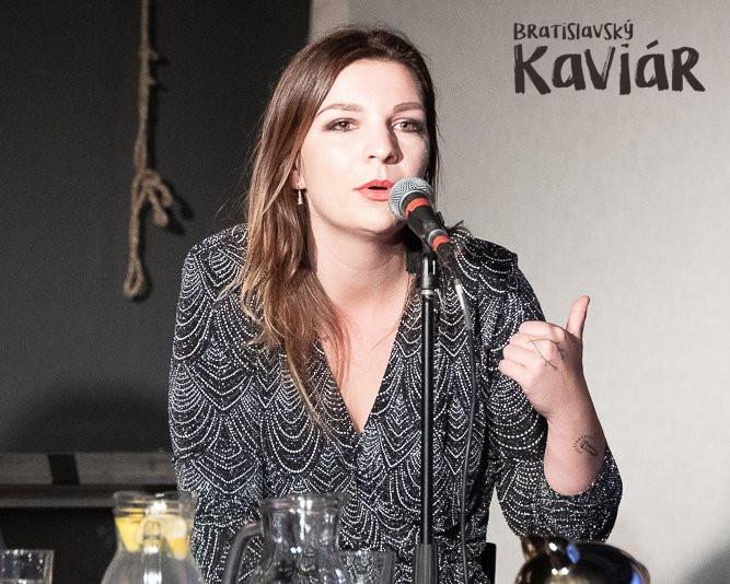 Simona Salátová, Bratislavský Kaviár