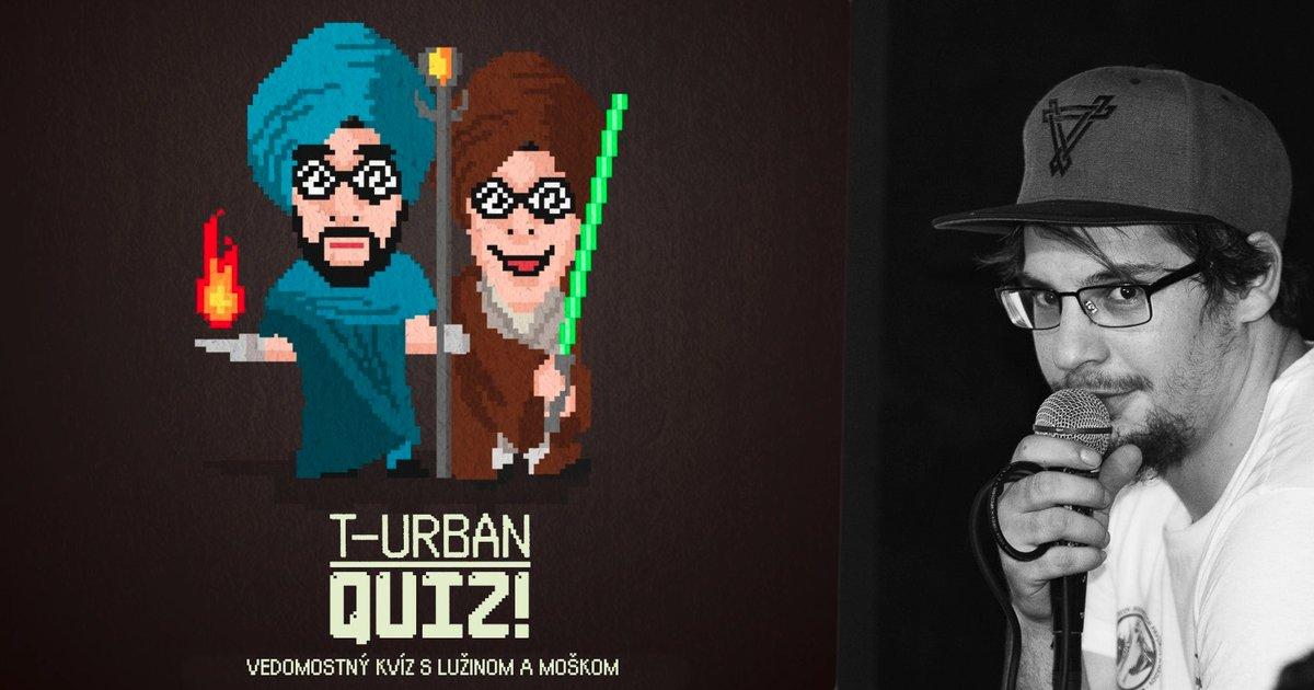 Turban Quiz s Kubom Lužinom