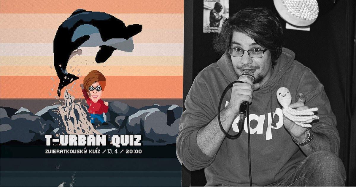 Zvieratkovský Turban Quiz s Kubom Lužinom