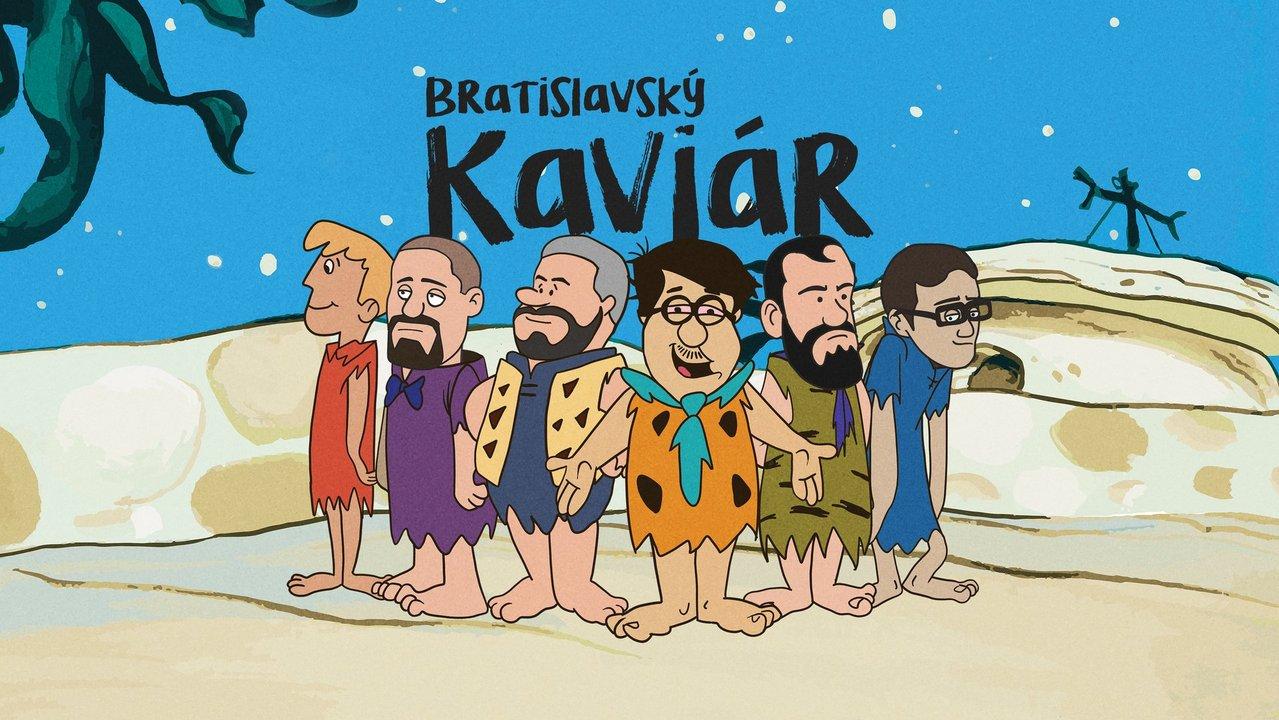 Bratislavský Kaviár Flintstones 25. októbra 2021